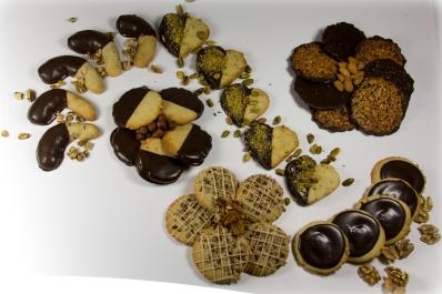 Nut Cookie Assortment