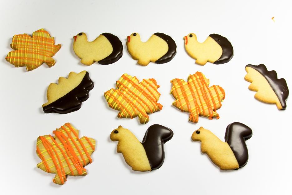 Butter Cookie Fall Assortment