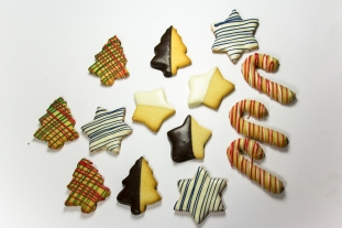 Butter Cookie Holiday Assortment